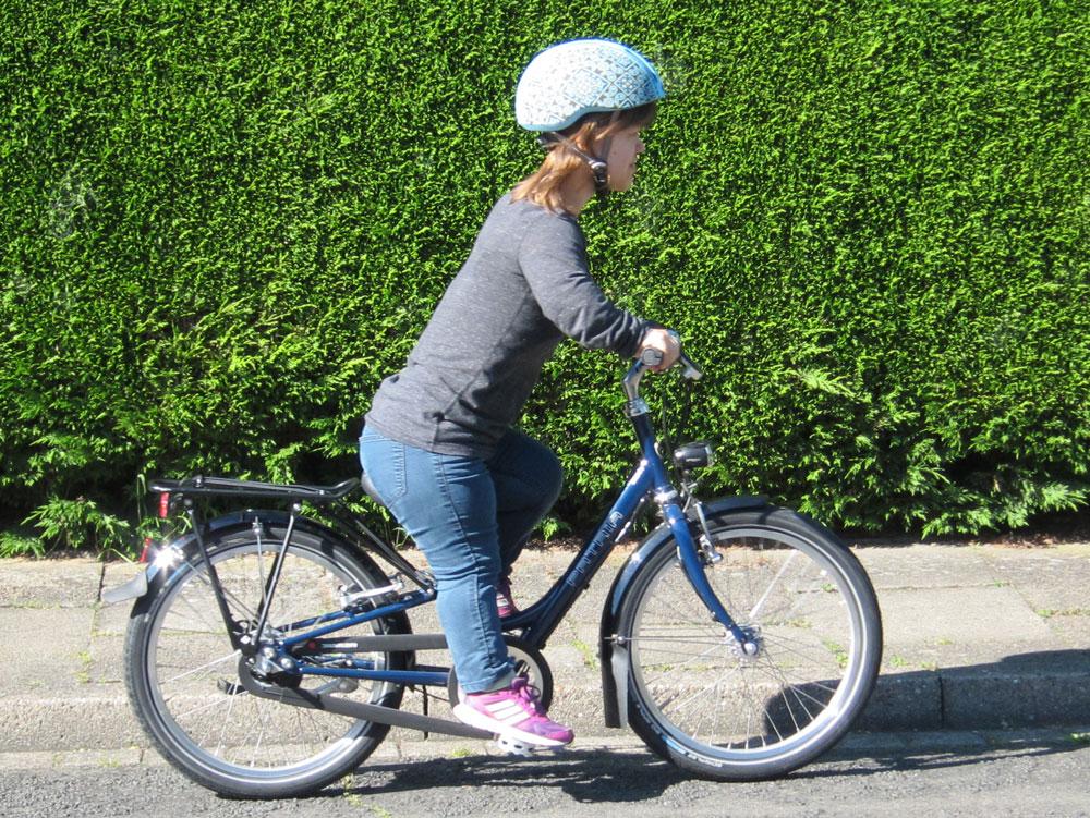 Fahrrad für Kleinwüchsige
