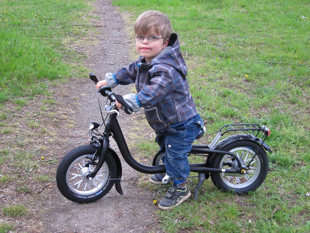 Rad für 7jährigen, 85cm großen Jungen